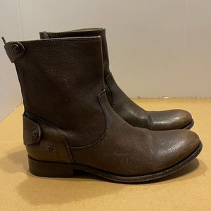 Frye Button Boots